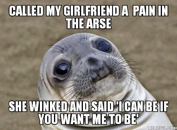 sexytimes awkward moment seal - 8584749056