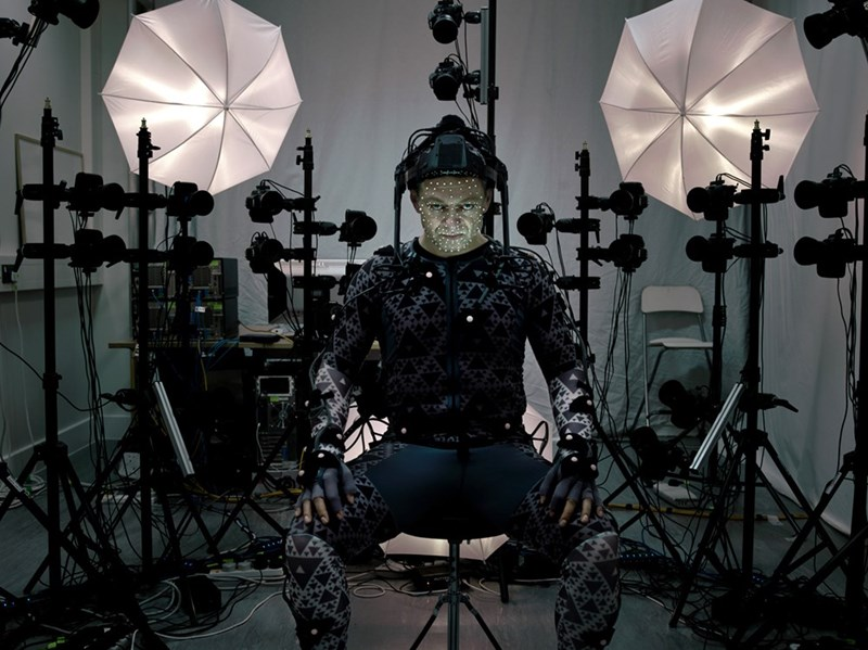 star wars news andy serkis didnt know what snoke looked like