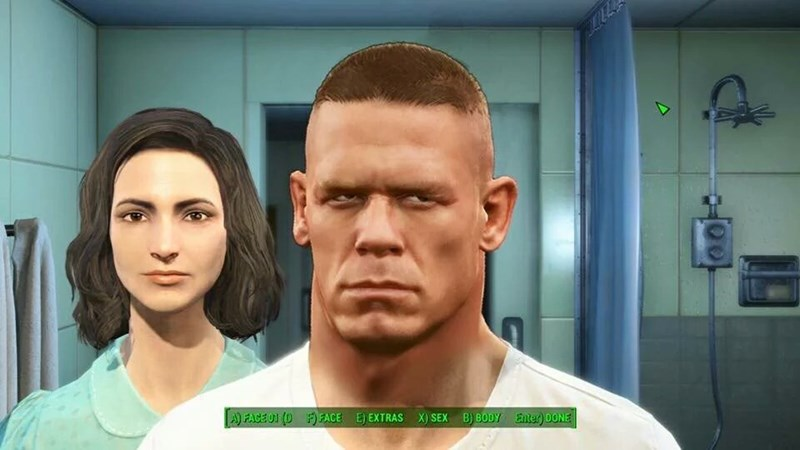 I Made My Fallout Character