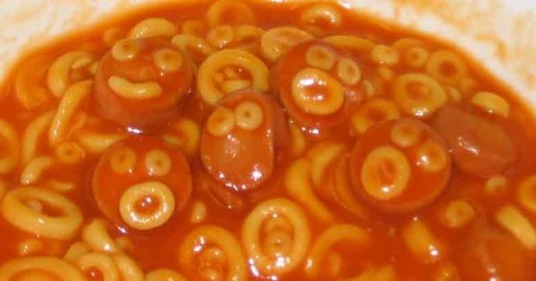 Uh-oh of The Day: Over 350,000 Cans of SpaghettiOs Recalled For Containing Chunks of Plastic