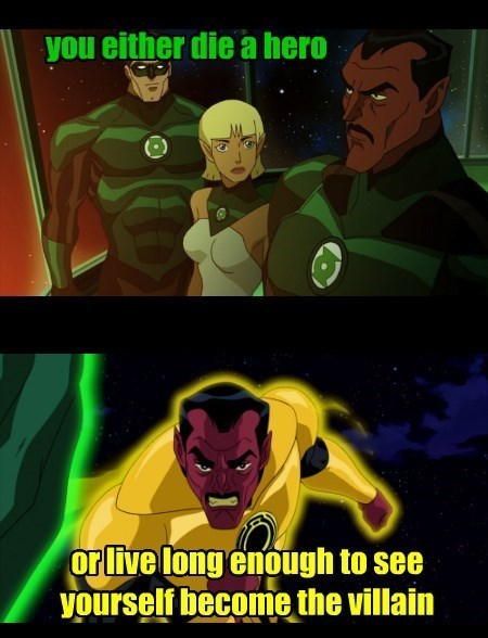 DC,Green lantern,sinestro