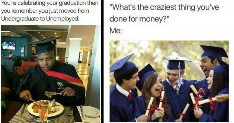 Funny graduation memes