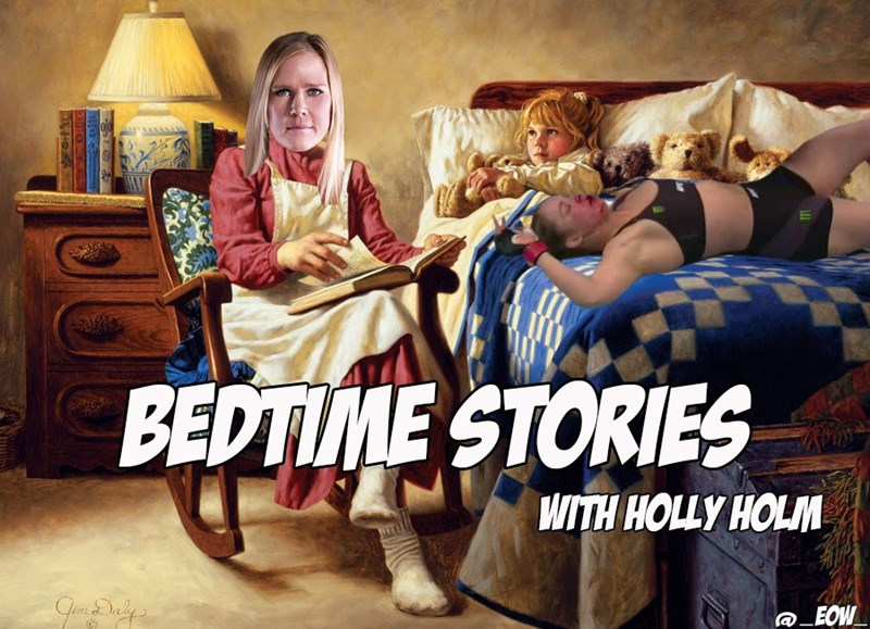 Room - oja BEDTIME STORIES WITH HOLLY HOLIM @ EOW
