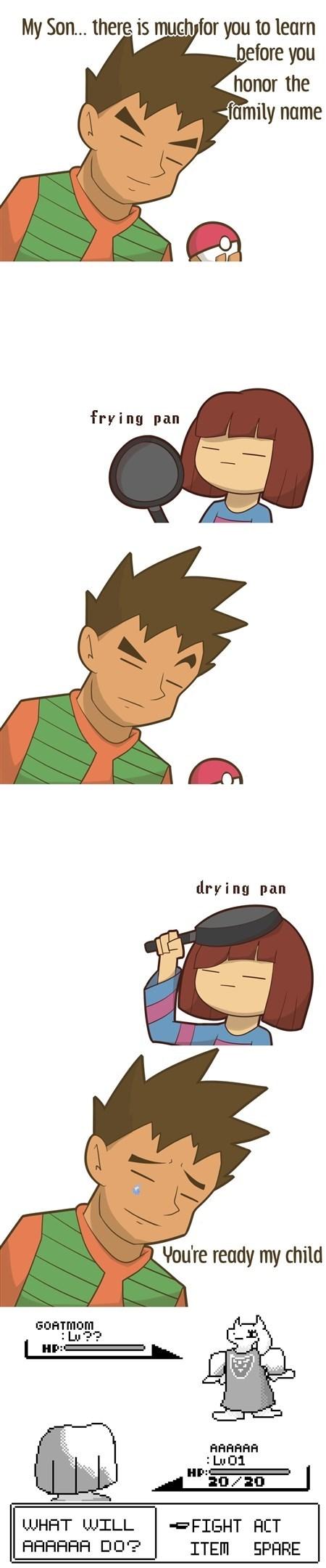 Pokémon undertale - 8585451264