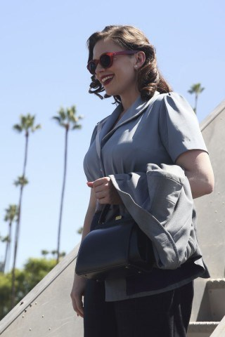 agent carter marvel First Image From Agent Carter's Season Two Takes Her to Los Angeles
