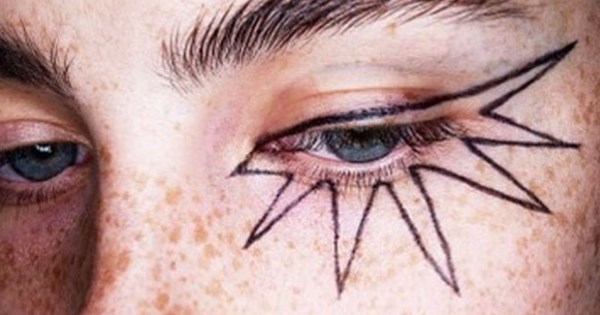 Trend of The Day: People Are Faking Their Freckles For Beauty