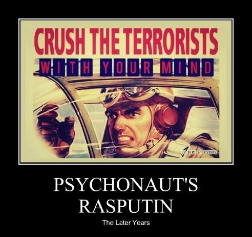 PSYCHONAUT'S RASPUTIN