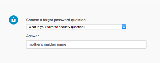 funny memes what is your favorite security question