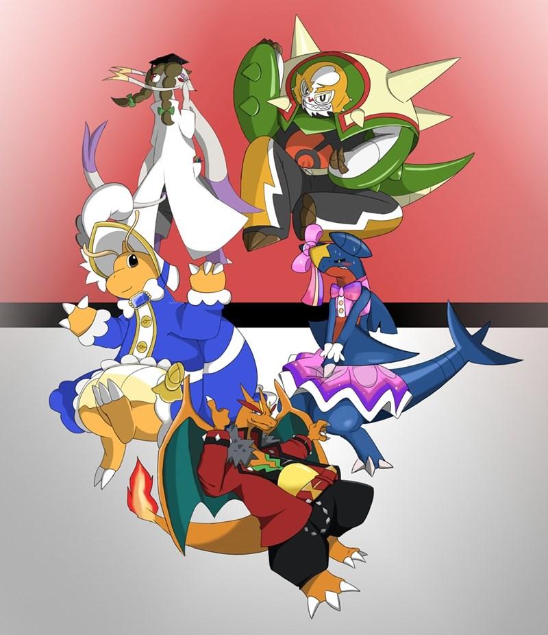 Pokémon Fan Art - 8586251520