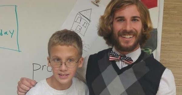 Inspiration of The Day: Special Ed Teacher Starts Every Day by Complimenting Each Student