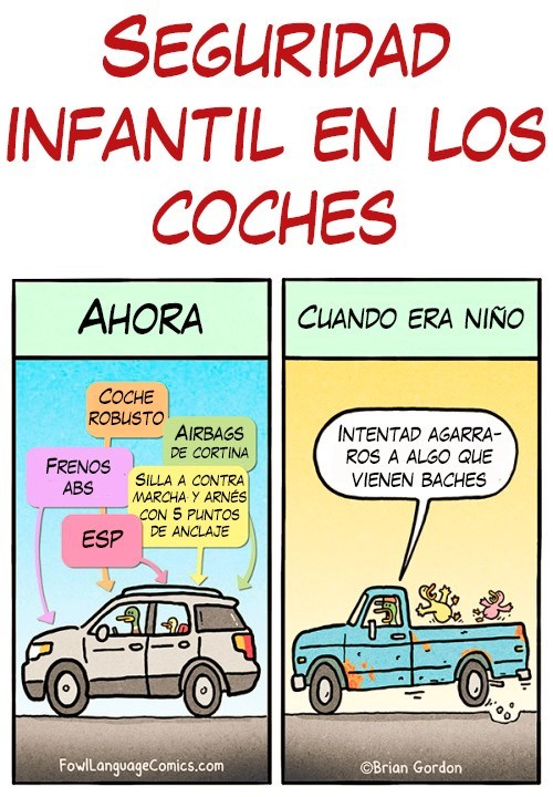 seguridad en los autos