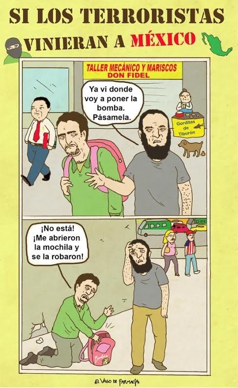 seguridad nivel mexico