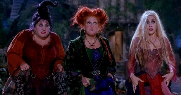 Let Down of The Day: Bette Midler Confirms 'Hocus Pocus' 2 Will Never Happen