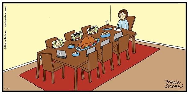 web comics technology Thanks To Technology