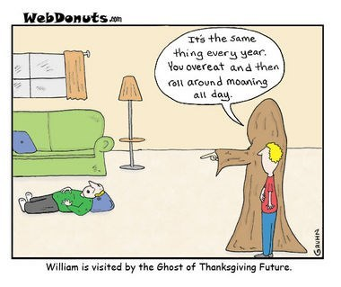 web comics thanksgiving That Seems Okay