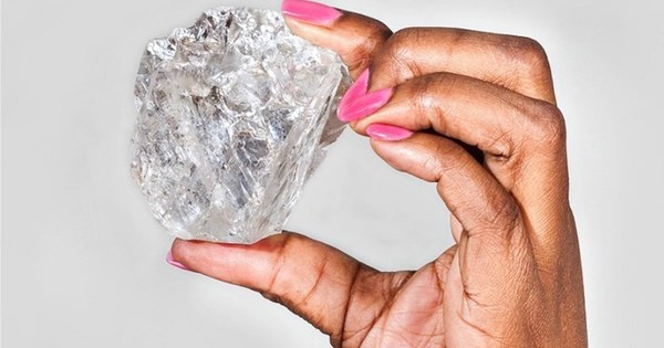 Big Find of The Day: Second Largest Diamond Ever Found in Botswana