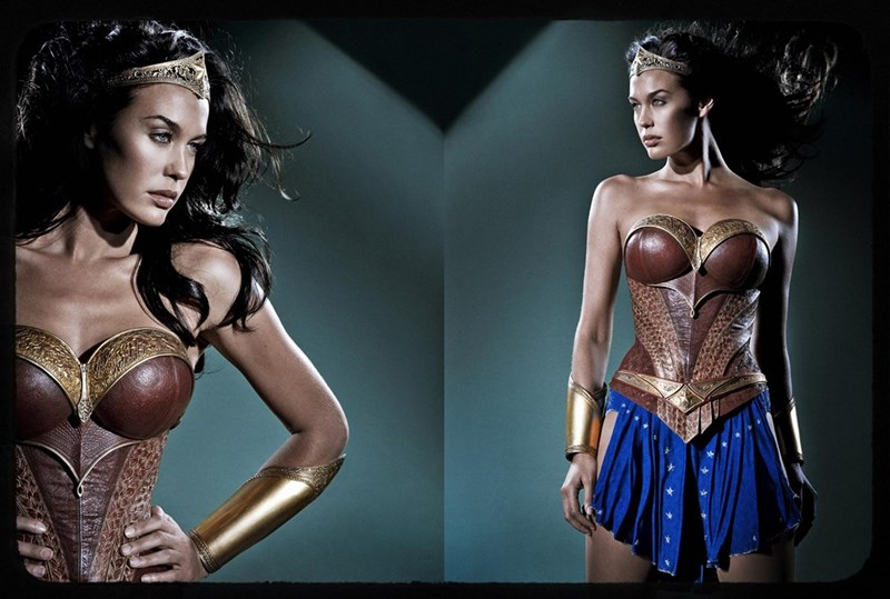 wonder woman george miller image Image of Wonder Woman in an Abandoned George Miller Version of a Justice League Movie