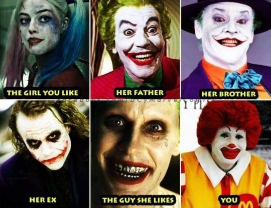 joker harley quinn memes Just Don't Take the Competition Too Seriously