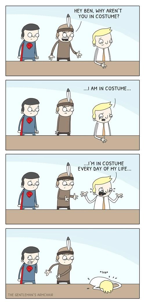 web comics work Shouldn't Have Asked