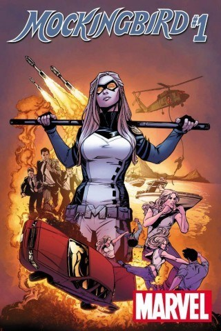 mockingbird comic Mockingbird Will Finally Get Her First Solo Comic Series