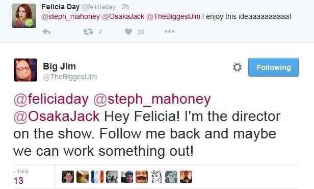 twitter,Felicia Day