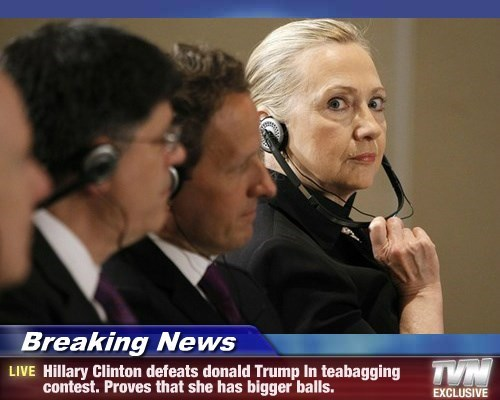 Hillary Clinton Democrat - 8587553280