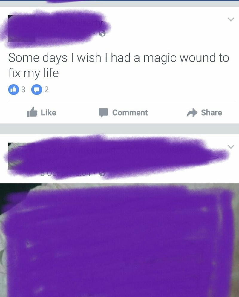 FAIL facebook spelling