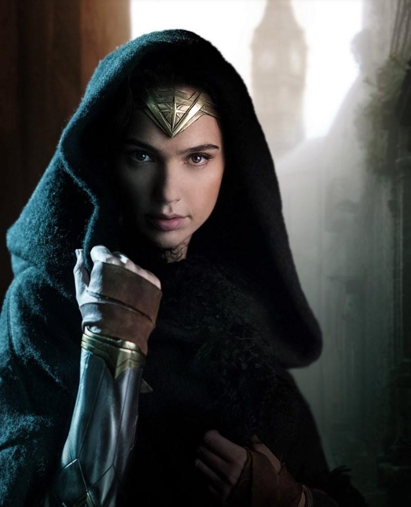 wonder woman image Gal Gadot Posts a First Image of Herself as Wonder Woman in Upcoming Wonder Woman Movie