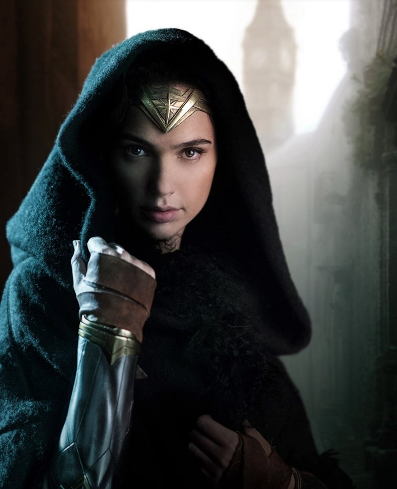 wonder woman image Gal Gadot Posts a First Image of Herself as Wonder Woman in Upcoming Wonder Woman Movie