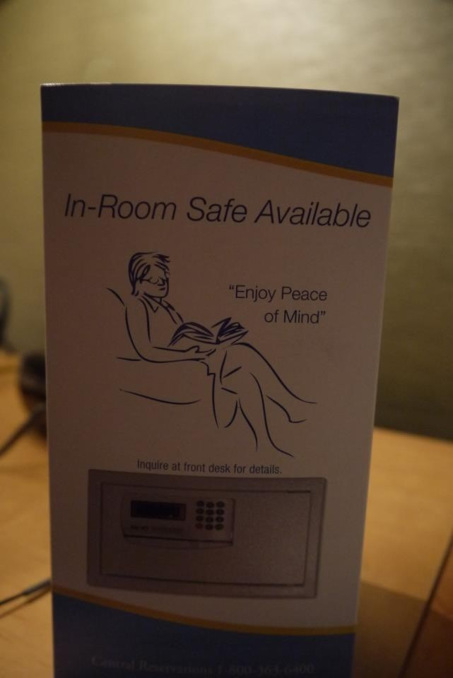 funny memes hotel safe sign looks like fellatio