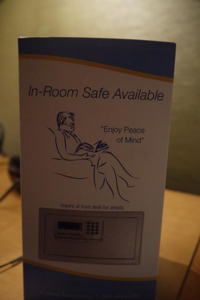 funny memes hotel safe sign looks like fellatio