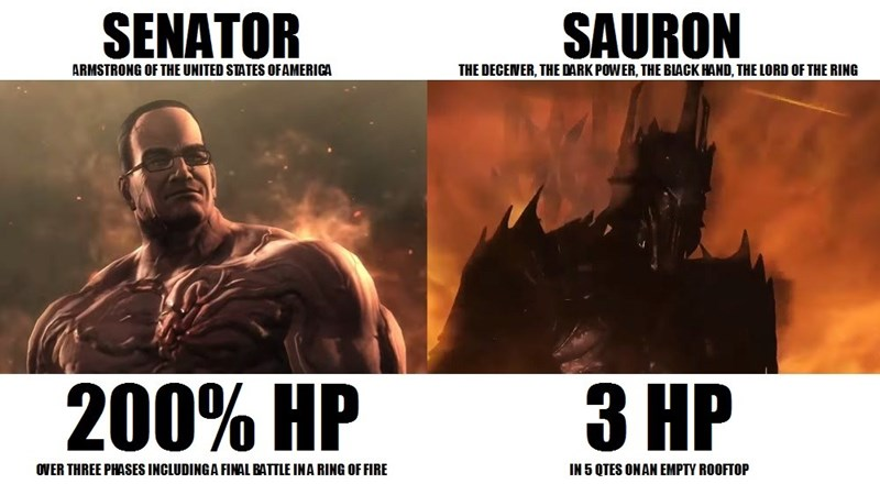 sauron,metal gear