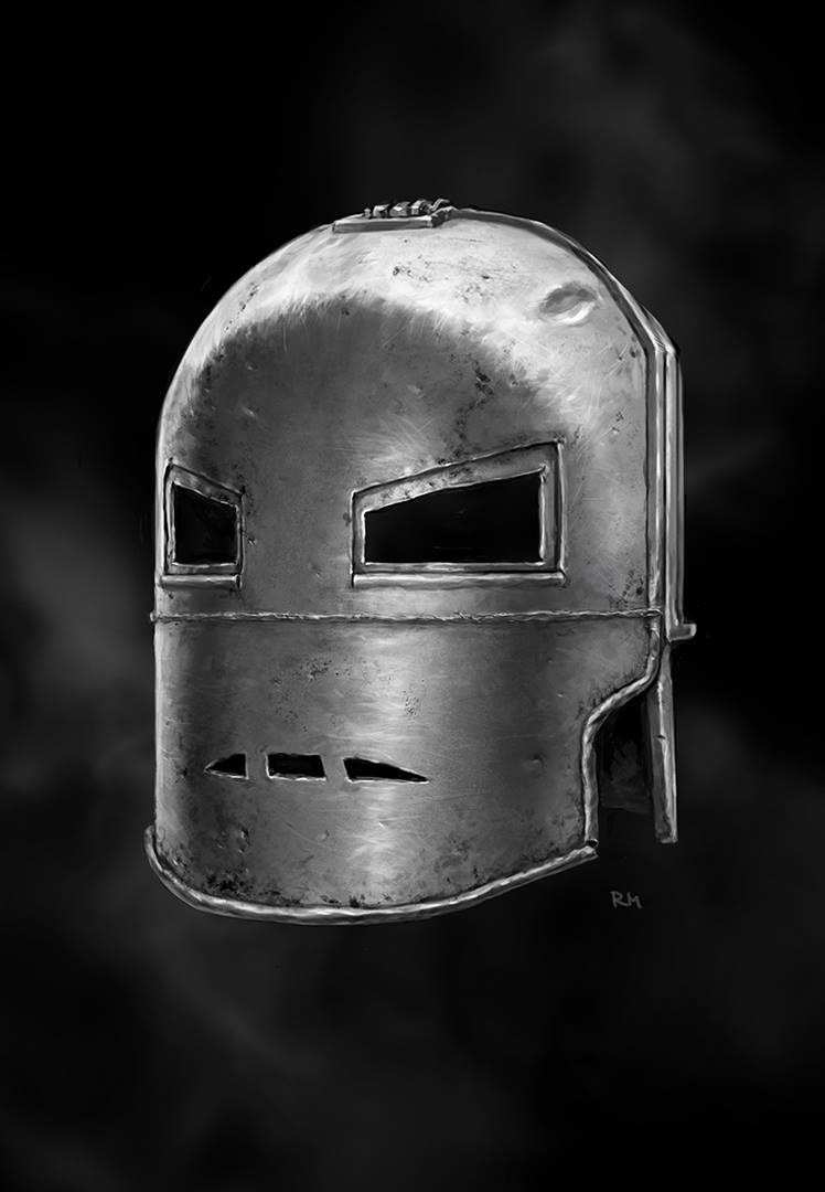 iron man image Mark I Iron Man Helmet