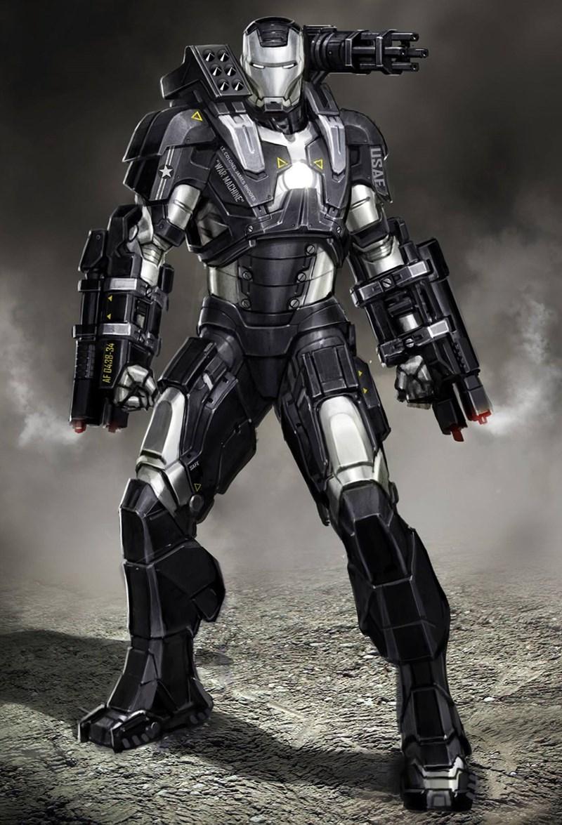 iron man image War Machine, Iron Man 2