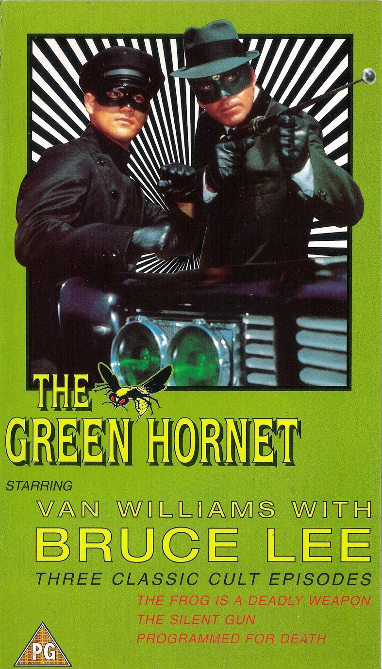 green hornet image 1966 Green Hornet With Bruce Lee as Kato