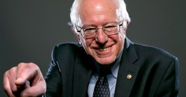 Poll of The Day: Bernie Sanders Leads TIME's 'Person of The Year' Public Vote