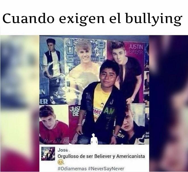 exigen el bullying