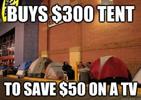 black friday It's an Investment