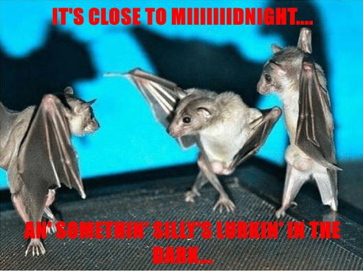 animals bats thriller - 8588448512