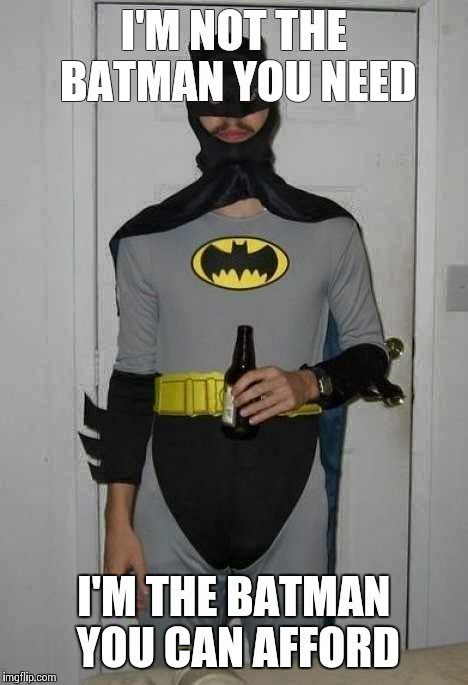batman costume Batman for the 99%