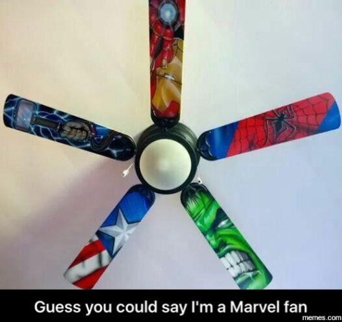 marvel puns I Bet He Hit the Ceiling When the Captain America Trailer Came Out
