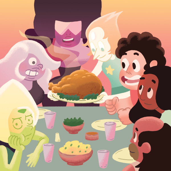 Thanksgiving in Beach City