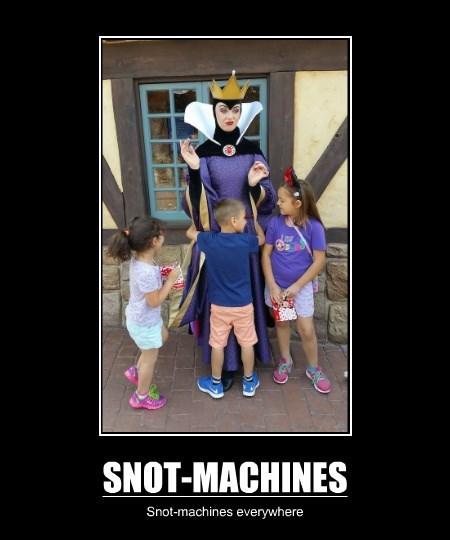 SNOT-MACHINES