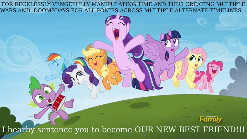 the cutie re-mark,starlight glimmer,mane six