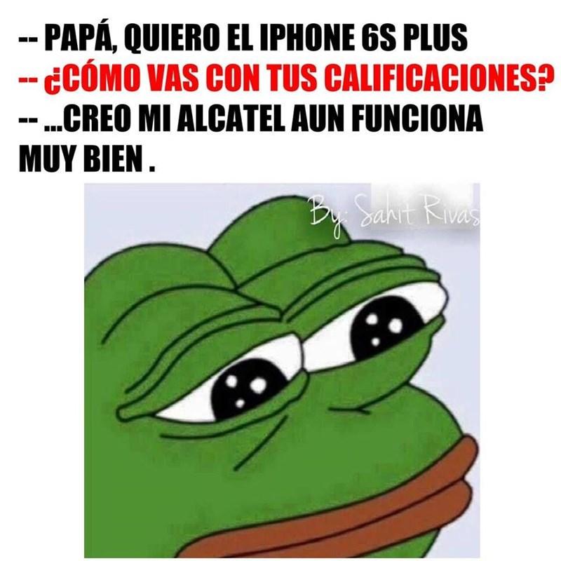 quiero el iphone