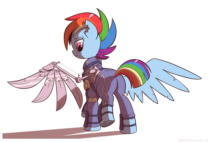 the cutie re-mark rainbow dash - 8589876736