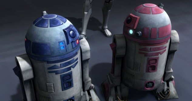 star wars droid R2-KT, a Pink Droid Built for a Little Girl With Cancer Will Make an Appearance in The Force Awakens