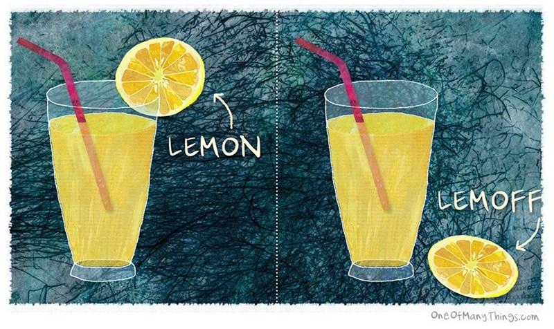 web comics lemons puns I Don't Think That's How They Named It