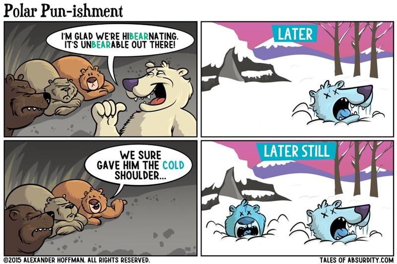 web comics puns These Puns are Killer