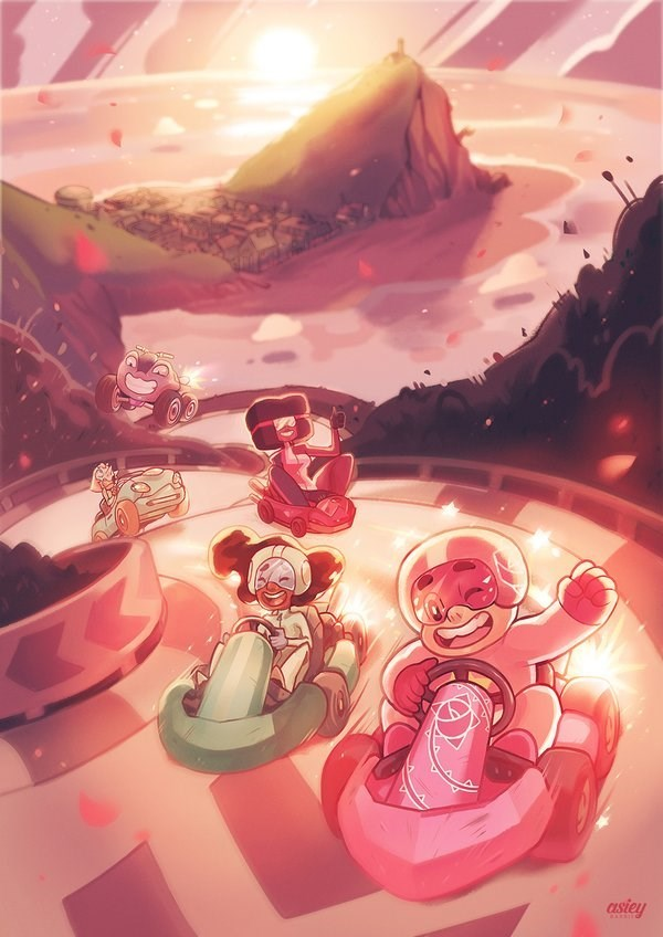 Fan Art cartoons steven universe - 8590489088